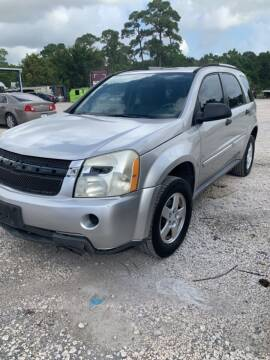 2007 Chevrolet Equinox for sale at H-Town Elite Auto Sales in Houston TX