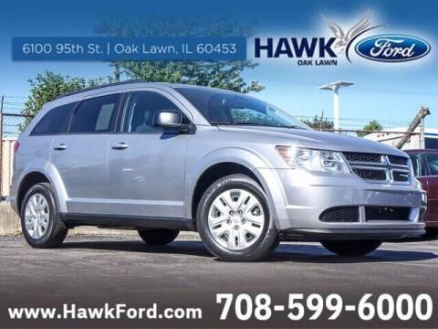 2018 Dodge Journey for sale at Hawk Ford of Oak Lawn in Oak Lawn IL