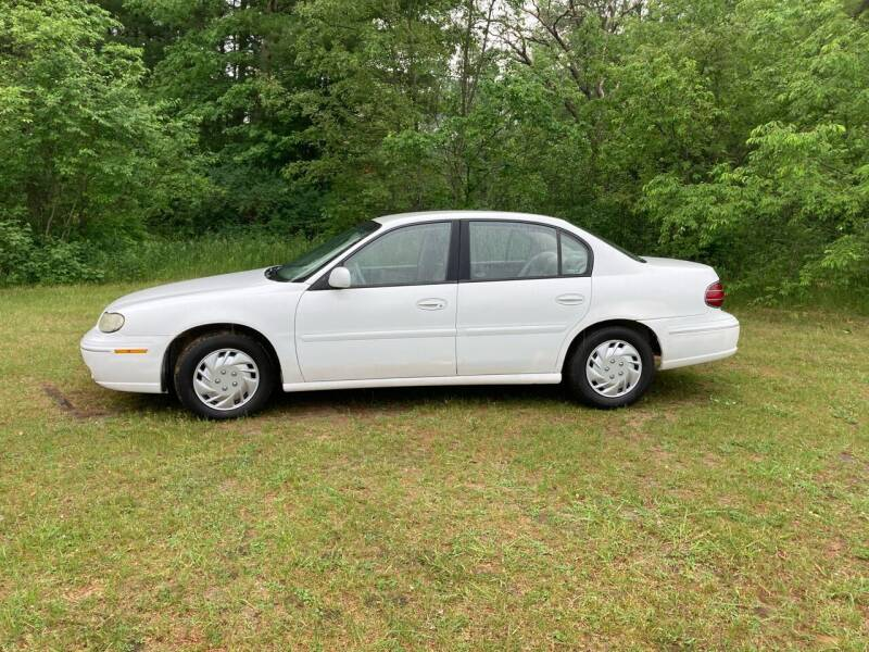 1998 Oldsmobile Cutlass for sale at Expressway Auto Auction in Howard City MI