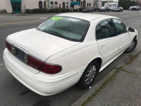 2004 Buick LeSabre for sale at American Dream Motors in Everett WA