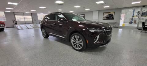 2022 Buick Envision for sale at Beloit Buick GMC in Beloit KS