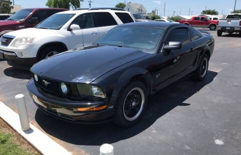 2005 Ford Mustang for sale at Westok Auto Leasing in Weatherford OK