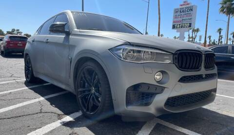 2018 BMW X6 M for sale at Boktor Motors in Las Vegas NV