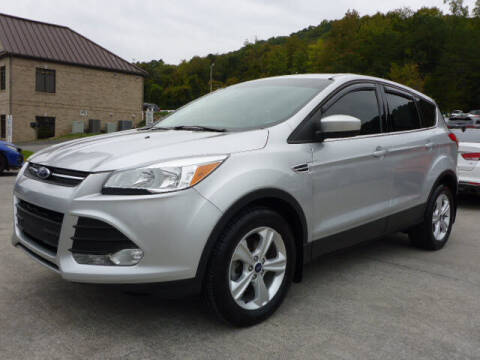 2015 Ford Escape for sale at RUSTY WALLACE KIA OF KNOXVILLE in Knoxville TN
