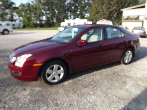 2006 Ford Fusion for sale at Country Side Auto Sales in East Berlin PA