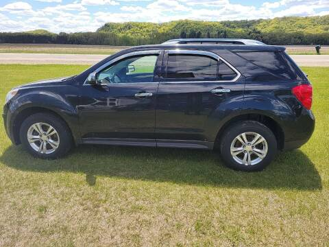 2011 Chevrolet Equinox for sale at SCENIC SALES LLC in Arena WI