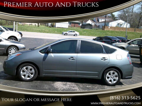 2004 Toyota Prius for sale at Premier Auto And Trucks in Independence MO