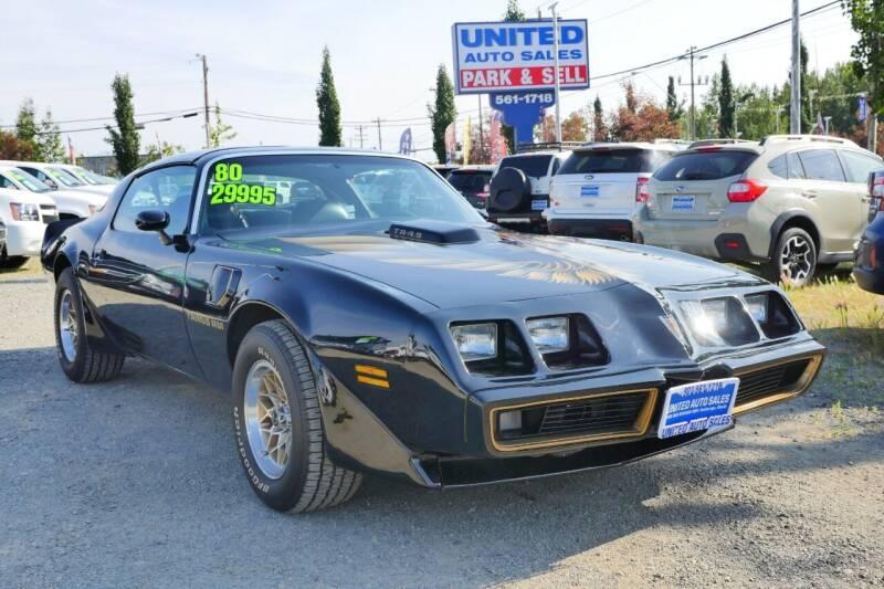 1980 Pontiac Trans Am for sale in Anchorage, AK