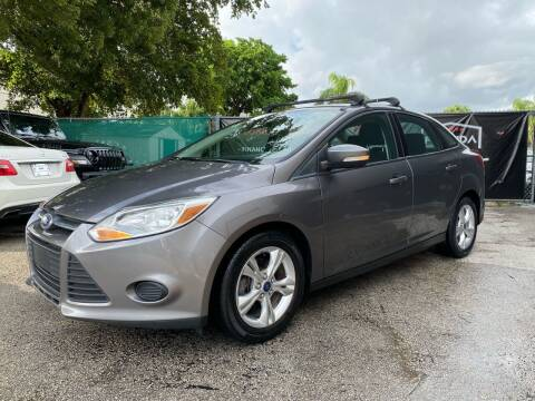 2013 Ford Focus for sale at Florida Automobile Outlet in Miami FL