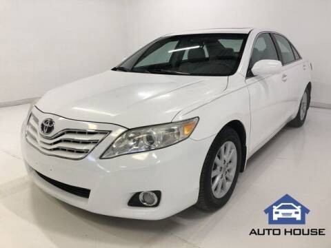 2010 Toyota Camry for sale at Auto House Phoenix in Peoria AZ
