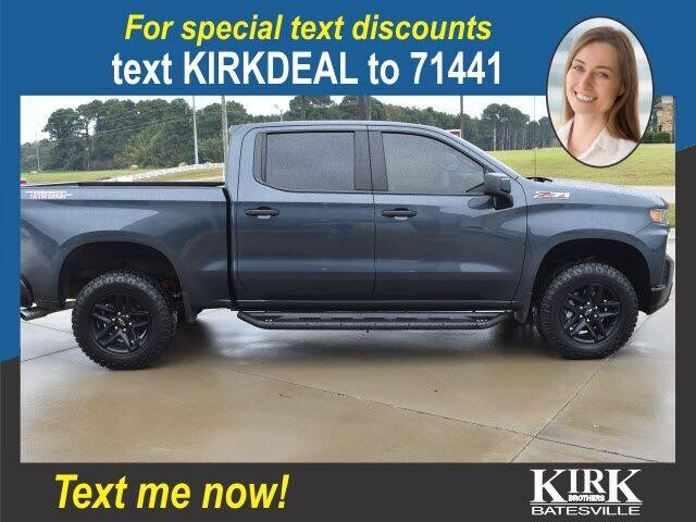 2020 Chevrolet Silverado 1500 for sale at Kirk Brothers Batesville in Batesville MS
