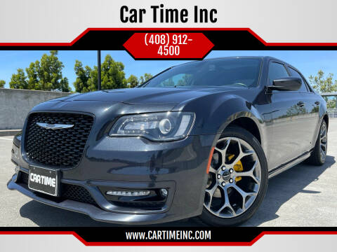 2018 Chrysler 300 for sale at Car Time Inc in San Jose CA