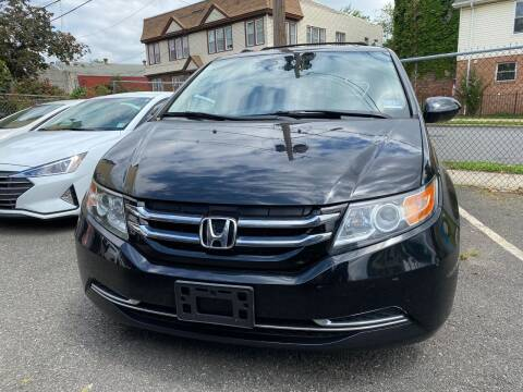2015 Honda Odyssey for sale at Buy Here Pay Here Auto Sales in Newark NJ