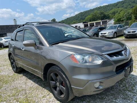 2007 Acura RDX for sale at Ron Motor Inc. in Wantage NJ
