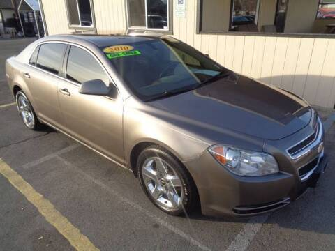 2010 Chevrolet Malibu for sale at BBL Auto Sales in Yakima WA