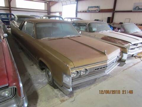 1967 Chrysler Imperial for sale at Classic Car Deals in Cadillac MI