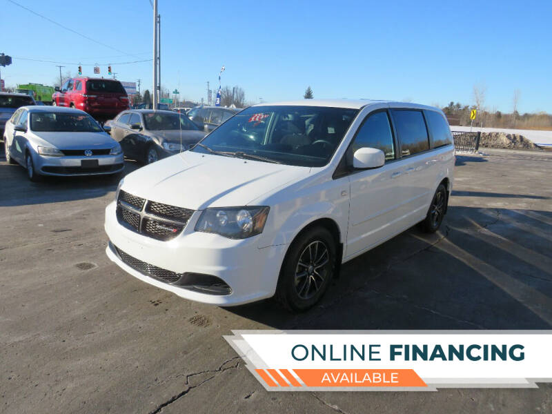 2014 Dodge Grand Caravan for sale at A to Z Auto Financing in Waterford MI