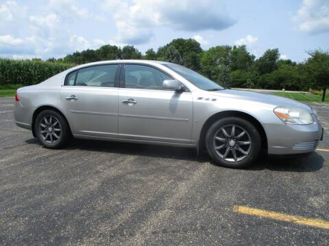 2008 Buick Lucerne for sale at Crossroads Used Cars Inc. in Tremont IL