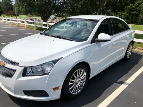 2011 Chevrolet Cruze for sale at Global Autos in Kenly NC