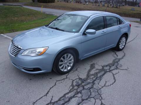 2014 Chrysler 200 for sale at Pyles Auto Sales in Kittanning PA