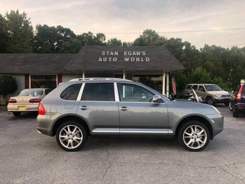 2006 Porsche Cayenne for sale at STAN EGAN'S AUTO WORLD, INC. in Greer SC