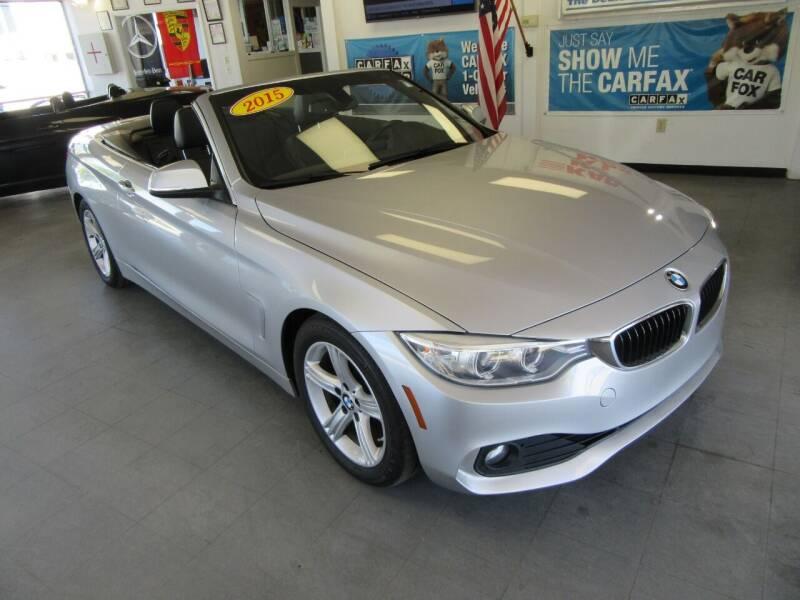 2015 BMW 4 Series for sale at Kar Kraft in Gilford NH