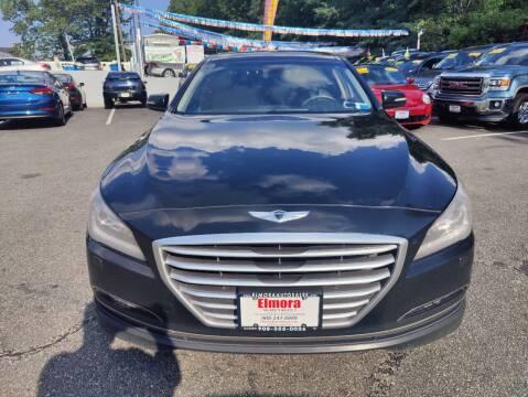 2015 Hyundai Genesis for sale at Elmora Auto Sales in Elizabeth NJ