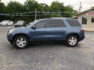 2012 GMC Acadia for sale at Howard Johnson's  Auto Mart, Inc. in Hot Springs AR