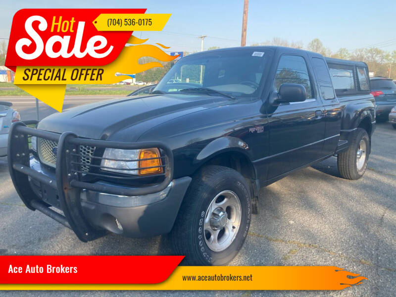 2001 Ford Ranger for sale at Ace Auto Brokers in Charlotte NC