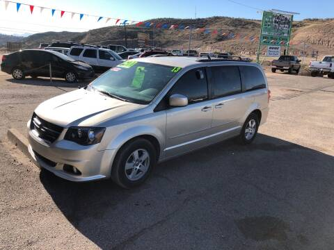 2013 Dodge Grand Caravan for sale at Hilltop Motors in Globe AZ
