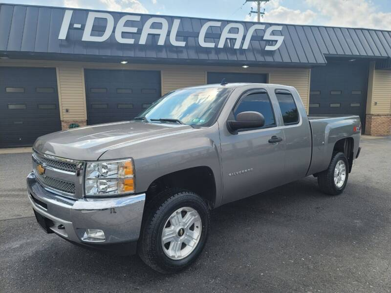 2012 Chevrolet Silverado 1500 for sale at I-Deal Cars in Harrisburg PA