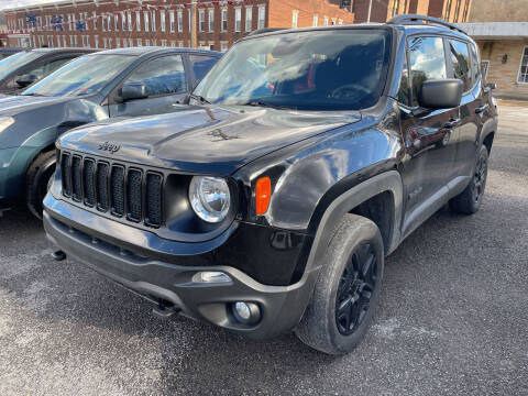 2019 Jeep Renegade for sale at Turner's Inc in Weston WV