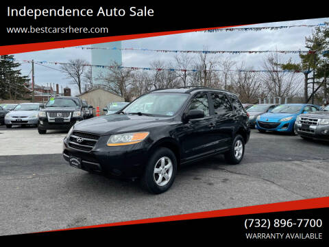 2008 Hyundai Santa Fe for sale at Independence Auto Sale in Bordentown NJ