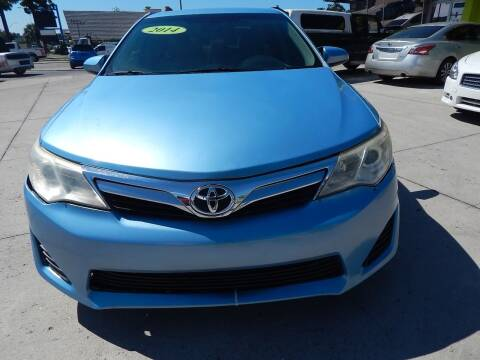 2014 Toyota Camry for sale at Auto Outlet of Sarasota in Sarasota FL