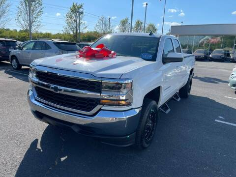 2018 Chevrolet Silverado 1500 for sale at Charlotte Auto Group, Inc in Monroe NC