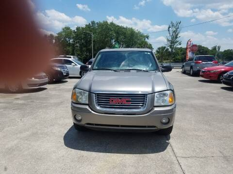 2007 GMC Envoy for sale at FAMILY AUTO BROKERS in Longwood FL