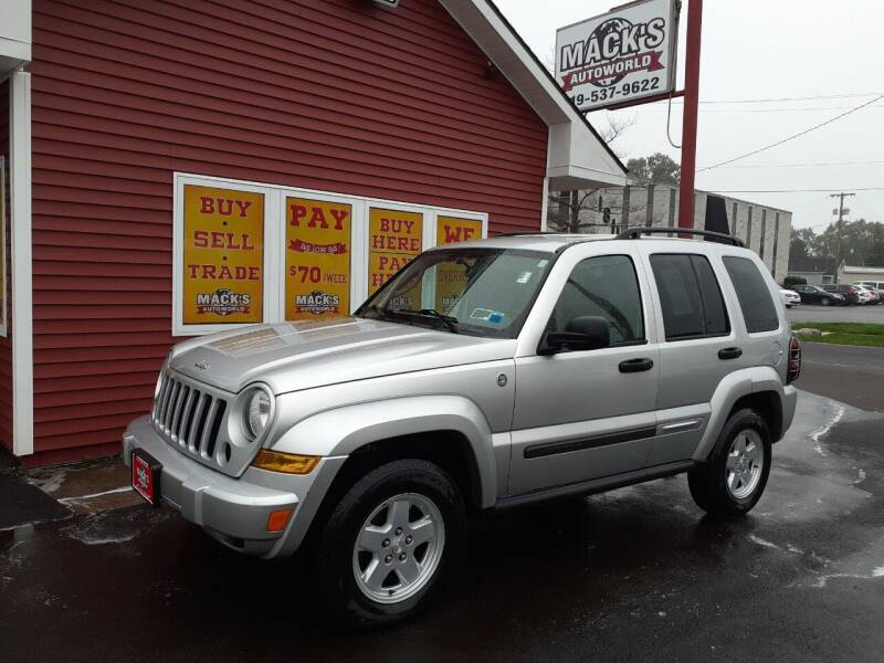 2007 Jeep Liberty for sale at Mack's Autoworld in Toledo OH