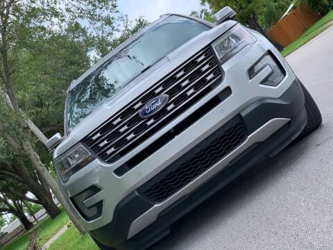 2016 Ford Explorer for sale at HIGH PERFORMANCE MOTORS in Hollywood FL