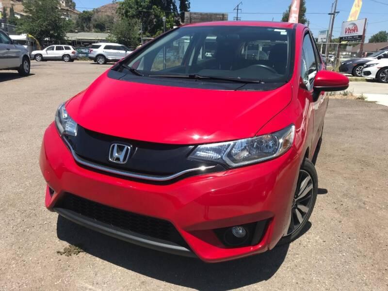 2016 Honda Fit for sale at Vtek Motorsports in El Cajon CA