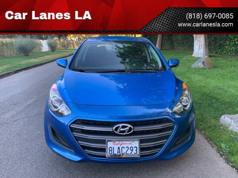 2017 Hyundai Elantra GT for sale at Car Lanes LA in Valley Village CA