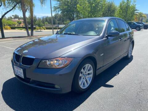2007 BMW 3 Series for sale at PRESTIGE AUTO SALES GROUP INC in Stevenson Ranch CA