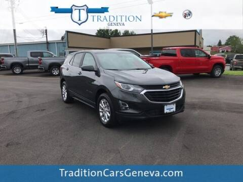 2021 Chevrolet Equinox for sale at Tradition Chevrolet Buick in Geneva NY