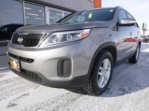 2015 Kia Sorento for sale at Torgerson Auto Center in Bismarck ND