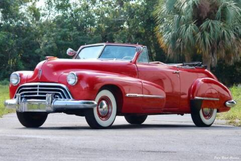 1947 Oldsmobile Ninety-Eight for sale at Classic Car Deals in Cadillac MI