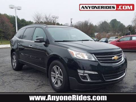 2017 Chevrolet Traverse for sale at ANYONERIDES.COM in Kingsville MD