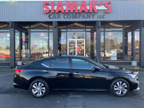 2020 Nissan Altima for sale at Siamak's Car Company llc in Salem OR