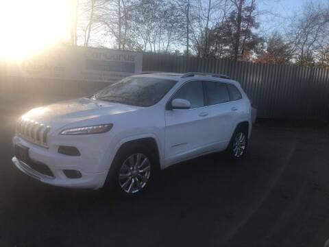 2018 Jeep Cherokee for sale at Chuckran Auto Parts Inc in Bridgewater MA