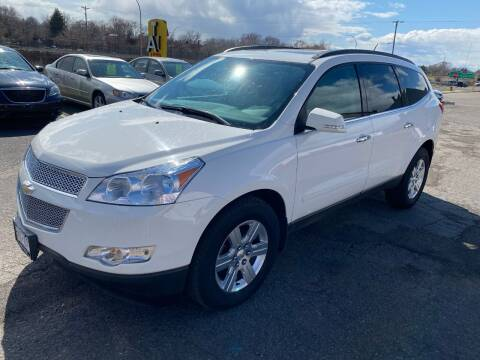 2012 Chevrolet Traverse for sale at Auto Tech Car Sales in Saint Paul MN