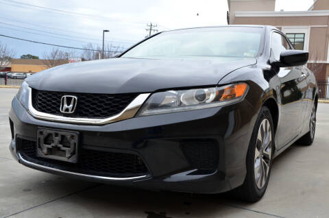 2013 Honda Accord for sale at Wheel Deal Auto Sales LLC in Norfolk VA