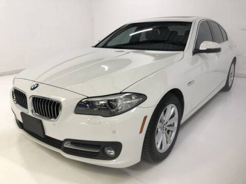 2016 BMW 5 Series for sale at Autos by Jeff in Peoria AZ